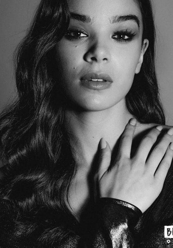 Hailee Steinfeld - BUILD Series LDN Portraits, December 2017