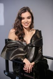 Hailee Steinfeld - BUILD Series London in London