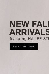 Hailee Steinfeld – Mission Activewear Fall Collection 2017 - Part II