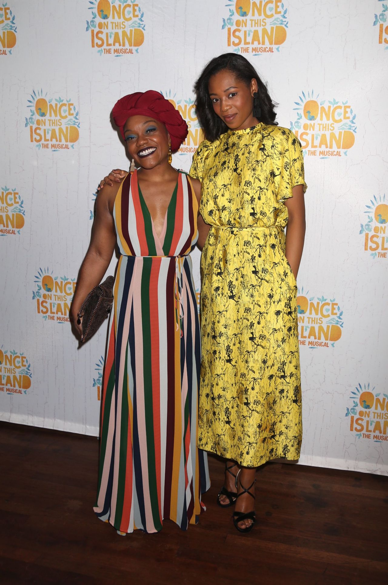 """Hailey Kilgore – """"Once On This Island"""" Broadway Opening Night in New York City"""