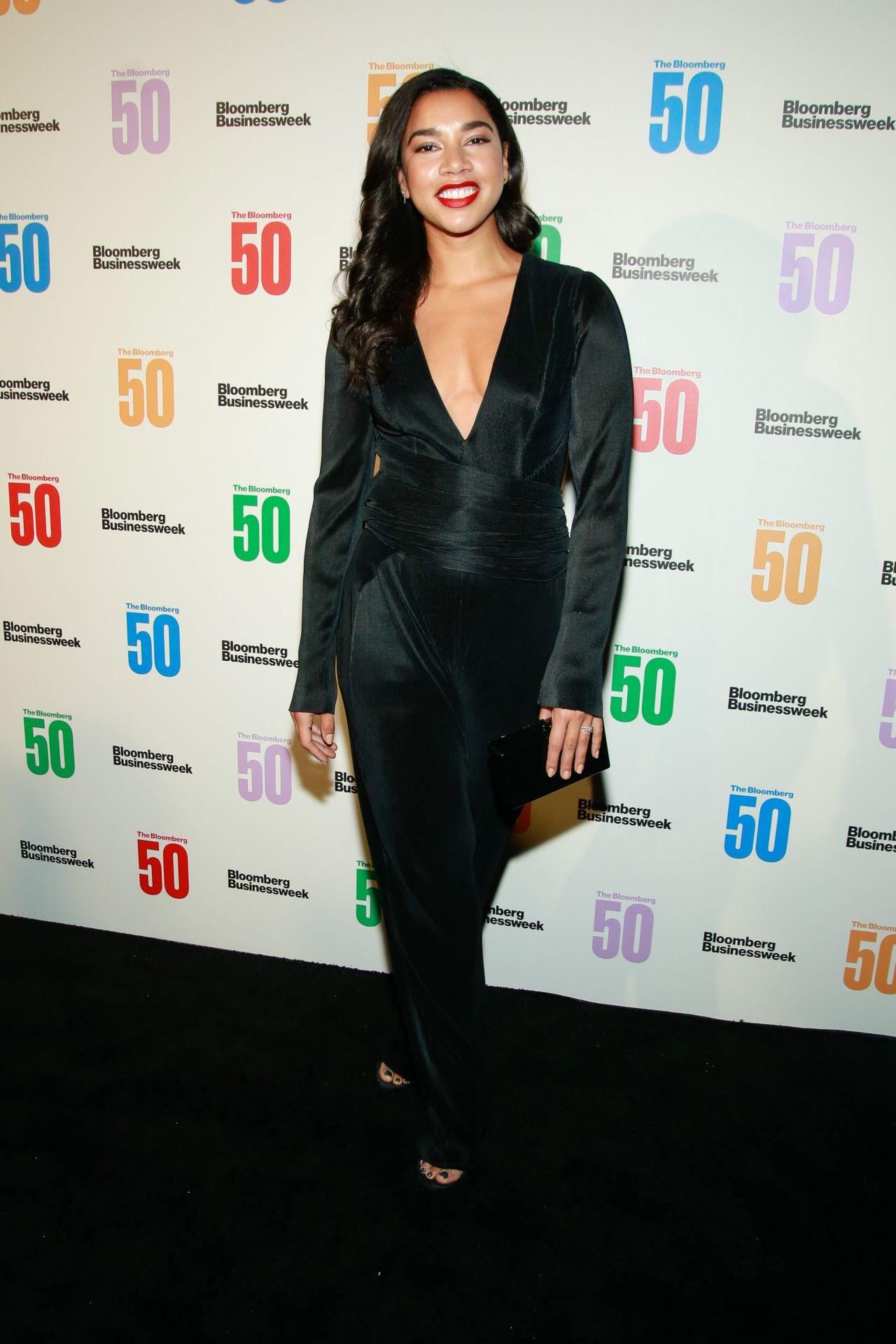 Hannah Bronfman Bloomberg 50 Awards In New York City