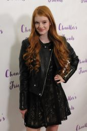 Hannah McCloud – The Chandler's Friends Toy Drive & Wrapping Party in LA