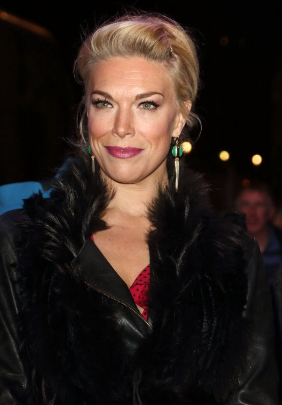 "Hannah Waddingham – ""The Grinning Man"" Press Night in London"