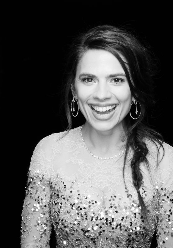 Hayley Atwell - British Independent Film Awards Photo Booth