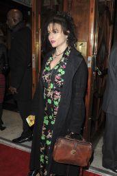 "Helena Bonham Carter – ""Hamilton"" Musical Press Night in London"