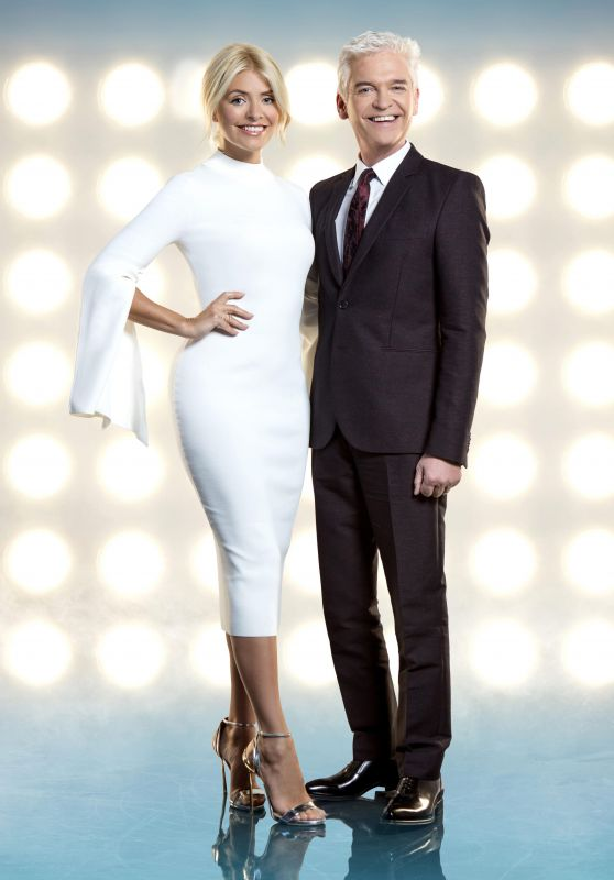 Holly Willoughby and Phillip Schofield - Dancing On Ice Promo 2017