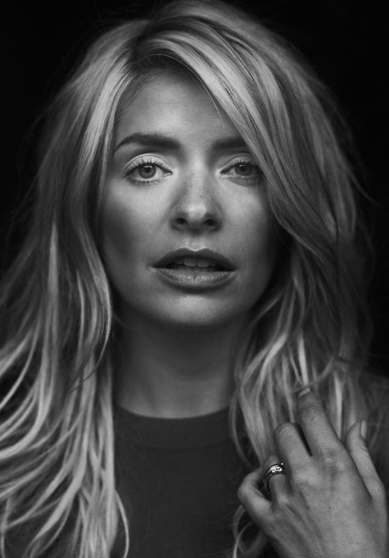 Holly Willoughby - Diet Coke Portraits