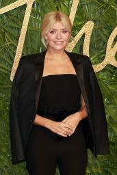 Holly Willoughby – Fashion Awards 2017 in London