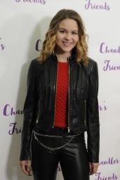 Isabella Acres – The Chandler's Friends Toy Drive & Wrapping Party in LA