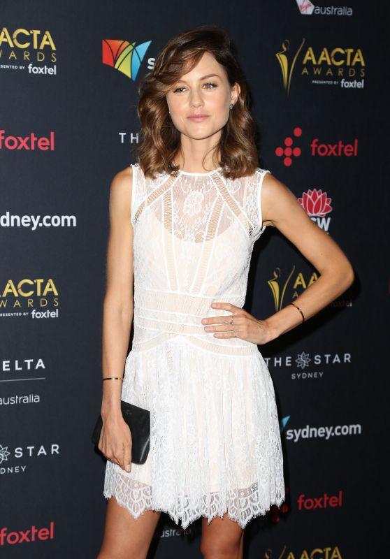 Isabelle Cornish – AACTA Awards 2017 in Sydney