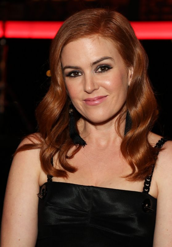 Isla Fisher – TrevorLIVE Fundraiser 2017 in LA
