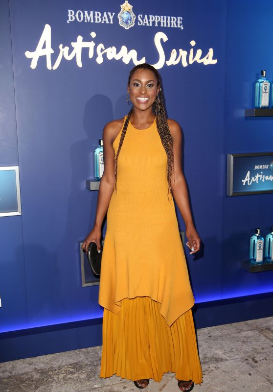 Issa Rae – Bombay Sapphire Artisan Series Finale in Miami Beach