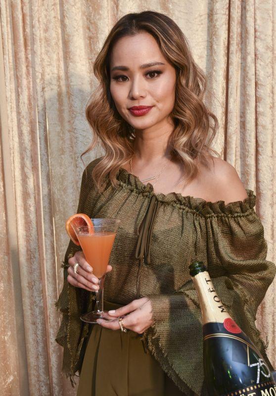 Jamie Chung - Beverly Hilton 12/14/2017