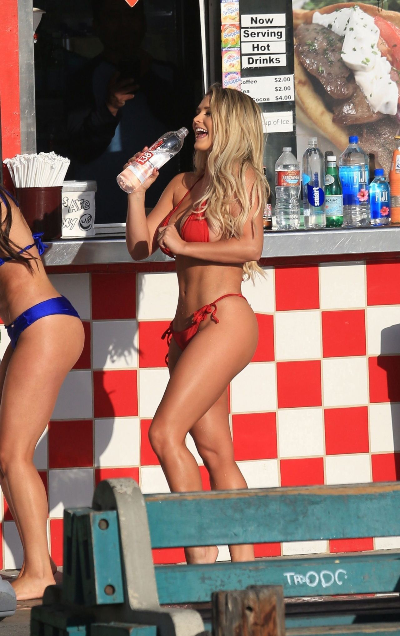 Jamie Leigh and Kinsey Wolanski 138 Water Bikini Photoshoot