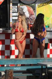Jamie Leigh and Kinsey Wolanski Bikini Photoshoot for 138 Water