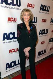 Jane Fonda – Bill of Rights Dinner in Los Angeles