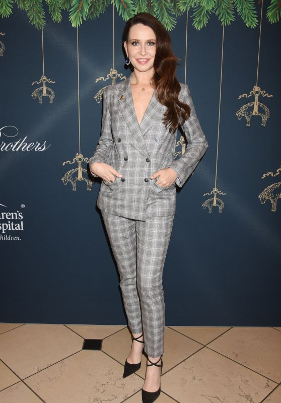 Janie Bryant – Brooks Brothers and St. Jude Annual Holiday Party in LA
