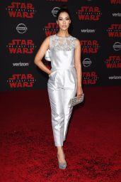 "Janina Gavankar – ""Star Wars: The Last Jedi"" Premiere in LA"