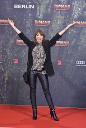 "Jean Bork – ""Jumanji: Welcome To The Jungle"" Premiere in Berlin"