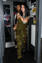 Jemma Lucy at Vanilla Bar in Manchester