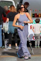 Jenna Dewan at the Local Farmers Market in Studio City 12/10/2017