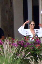 Jennifer Aniston in Los Cabos 12/29/2017