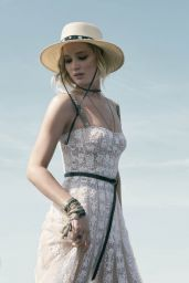 Jennifer Lawrence - Photoshoot for Dior