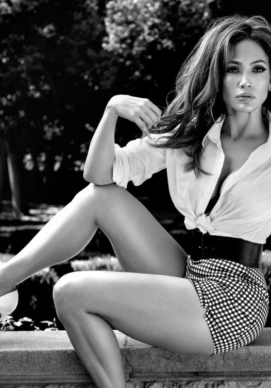 Jennifer Lopez - GUESS Jeans Spring 2018 Campaign