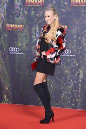 "Jenny Elvers – ""Jumanji: Welcome To The Jungle"" Premiere in Berlin"