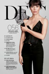 Jessica Biel - Marie Claire Malaysia December 2017