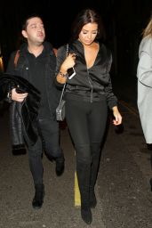 Jessica Wright at Mahiki Mayfair in London 12/09/2017