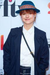 Jessie Buckley – Sky Women in Film and TV Awards 2017 in London
