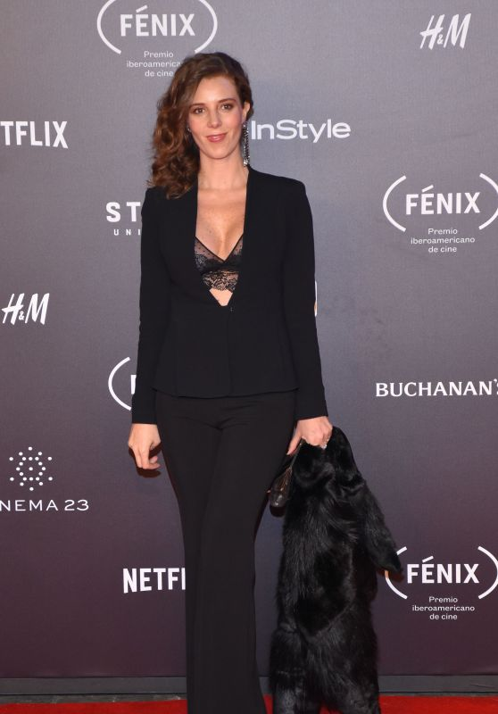 Johanna Murillo – Fenix Film Awards 2017 in Mexico City