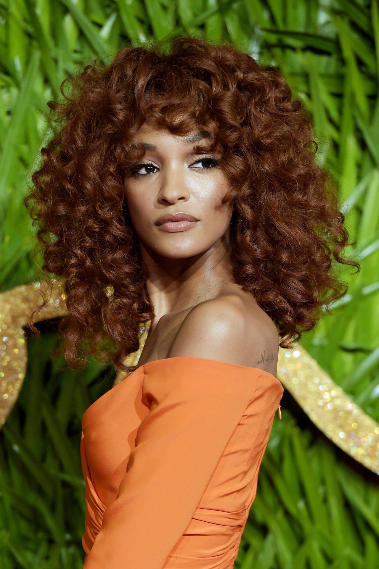Jourdan Dunn – Fashion Awards 2017 in London