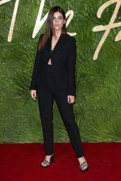 Julia Restoin-Roitfeld – Fashion Awards 2017 in London