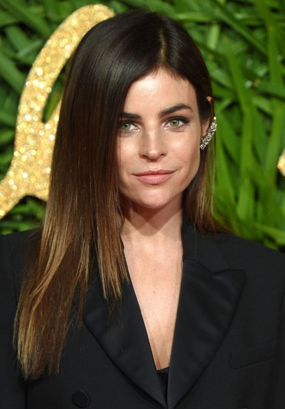 Julia Restoin-Roitfeld – Fashion Awards 2017 in London