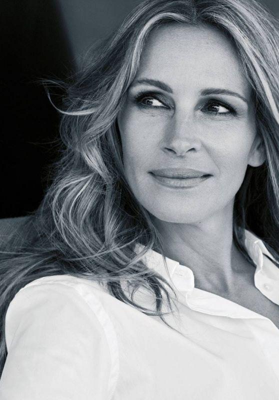 Julia Roberts - Madame Figaro Magazine December 2017 Issue