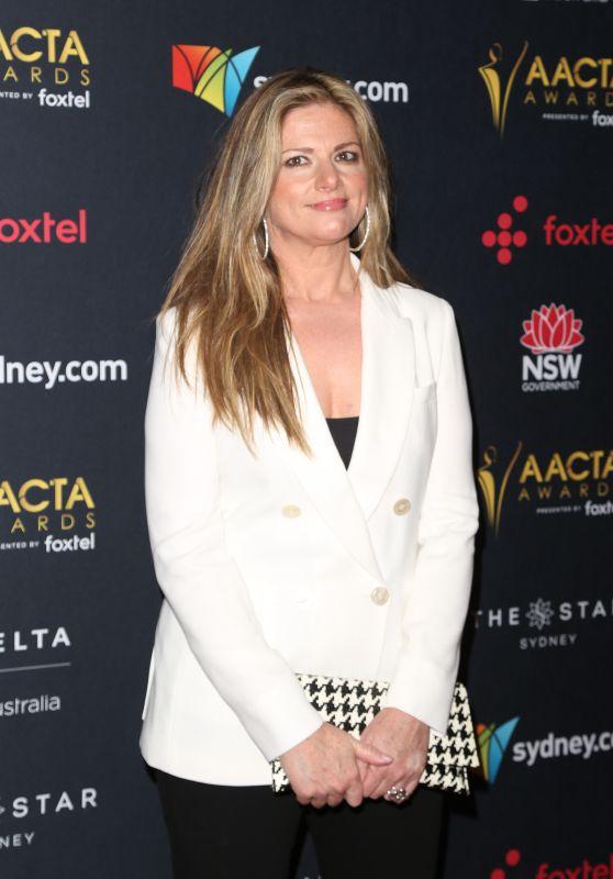 Julia Zemiro – AACTA Awards 2017 in Sydney