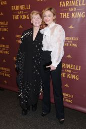 """Juliet Rylance – """"Farinelli and the King"""" Opening Night in New York"""