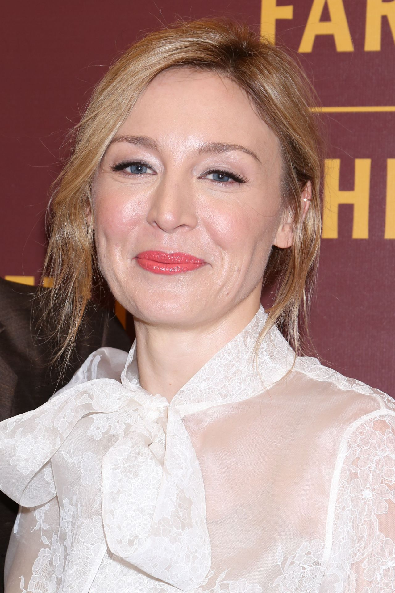 "Juliet Rylance – ""Farinelli and the King"" Opening Night in New York"