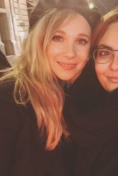 Juno Temple - Social Media 12/14/2017