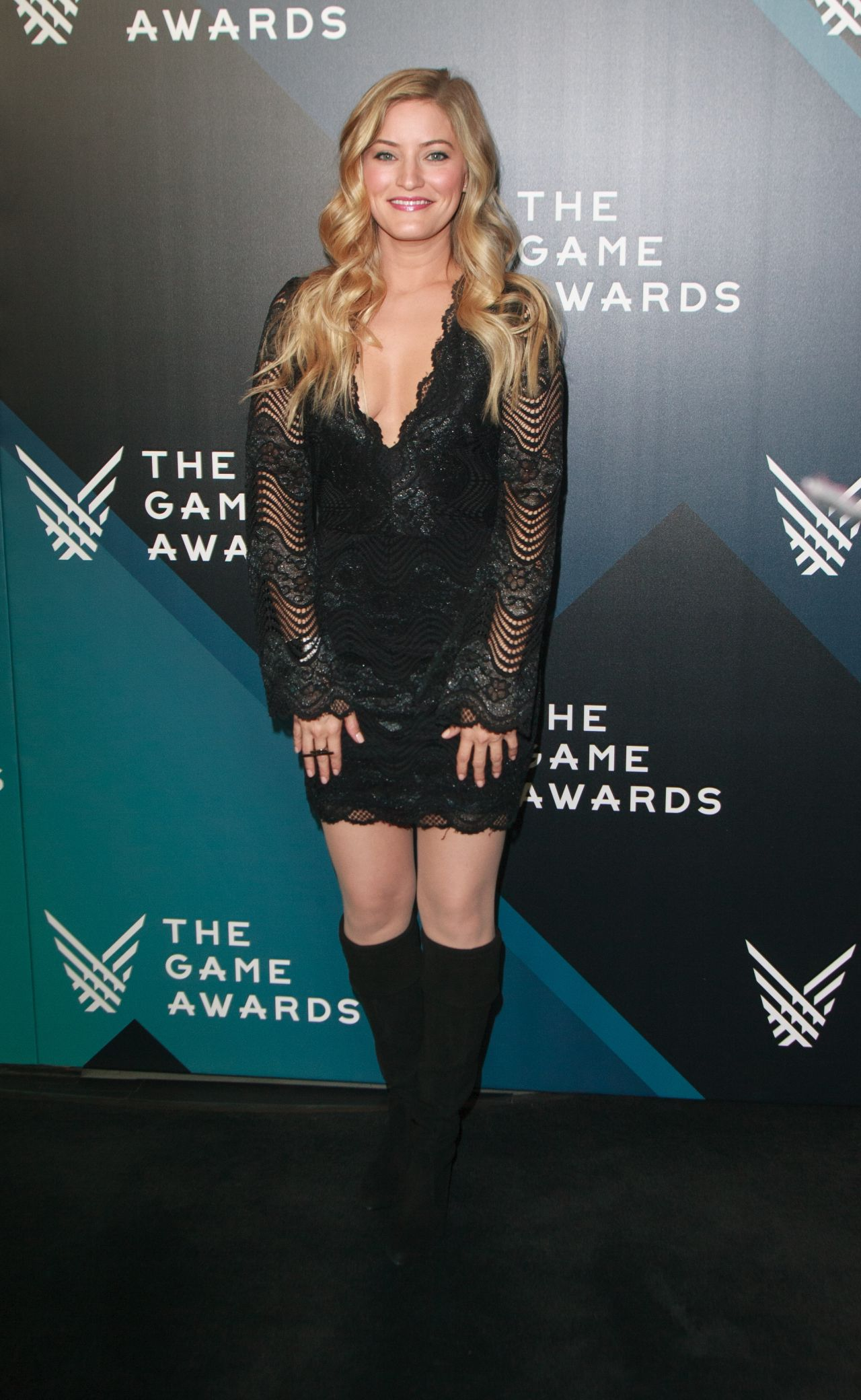Justine Ezarik - The Game Awards 2017 in Los Angeles