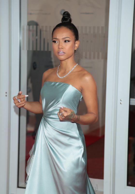 Karrueche Tran - Unforgettable Gala in Beverly Hills
