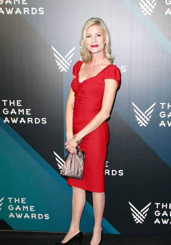 Kate Higgins – The Game Awards 2017 in Los Angeles
