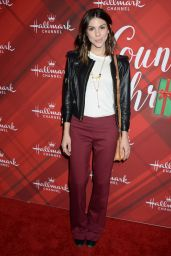 "Kate Mansi – ""Christmas at Holly Lodge"" Screening in Los Angeles"