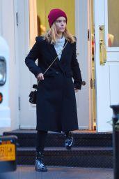 Kate Mara Fall Style - Shopping in SoHo, NYC