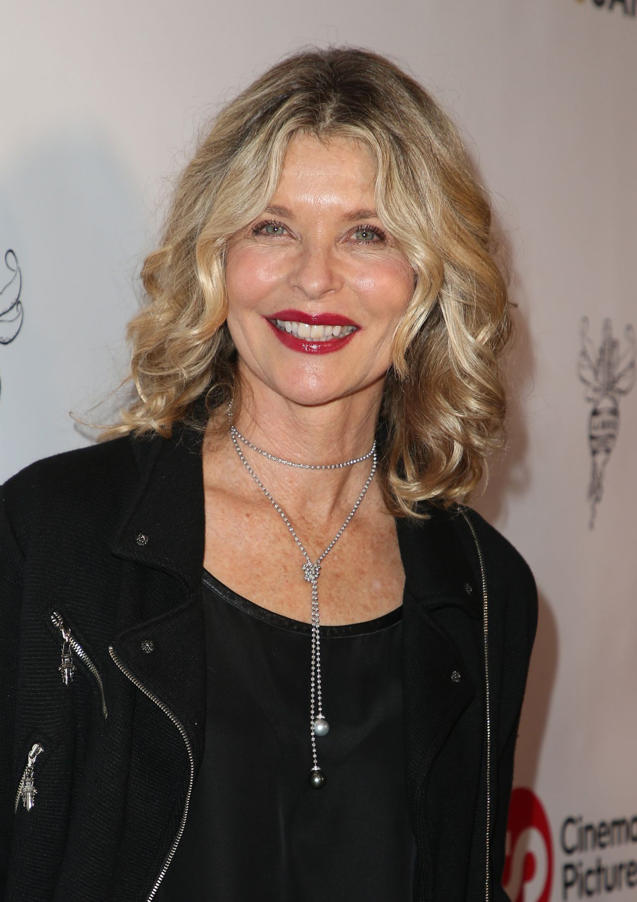Kate Vernon Tj Scott Book Launch For In The Tub Volume