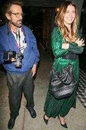 Katherine Schwarzenegger Night Out -  Los Angeles 12/14/2017