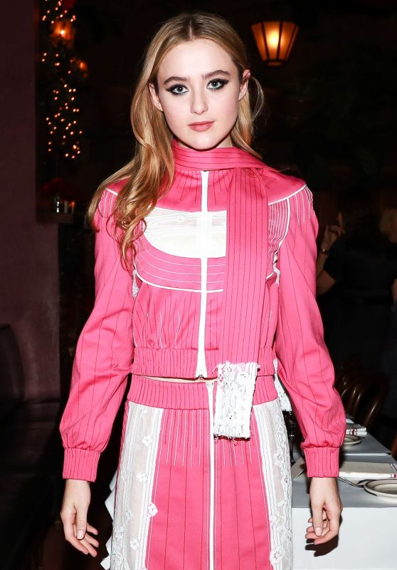 "Kathryn Newton - Valentino ""I Love Spike"" Event in New York"
