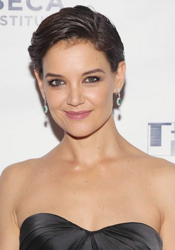 "Katie Holmes - ""Wag The Dog"" 20th Anniversary Screening in NYC"